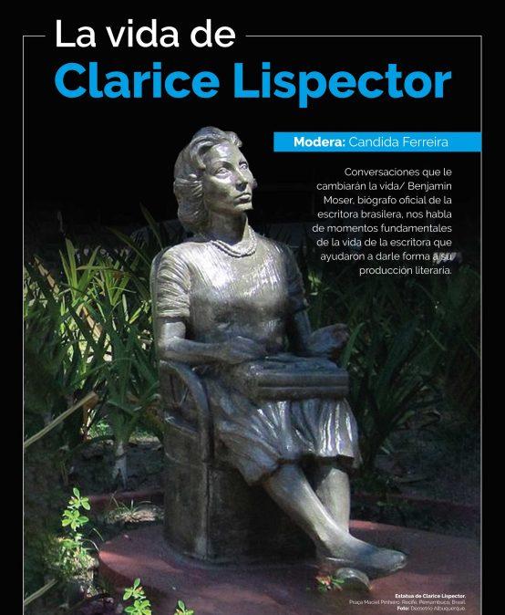 La vida de Clarice Lispector  – Feria Internacional del Libro de Bogotá – Universidad de los Andes