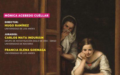 Sustentación de la tesis doctoral de Mónica Acebedo Cuellar
