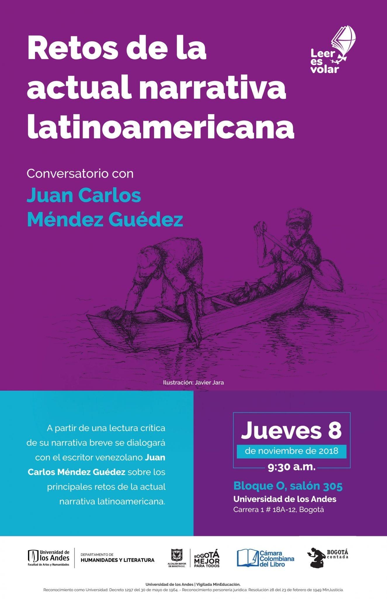 Retos de la actual narrativa latinoamericana