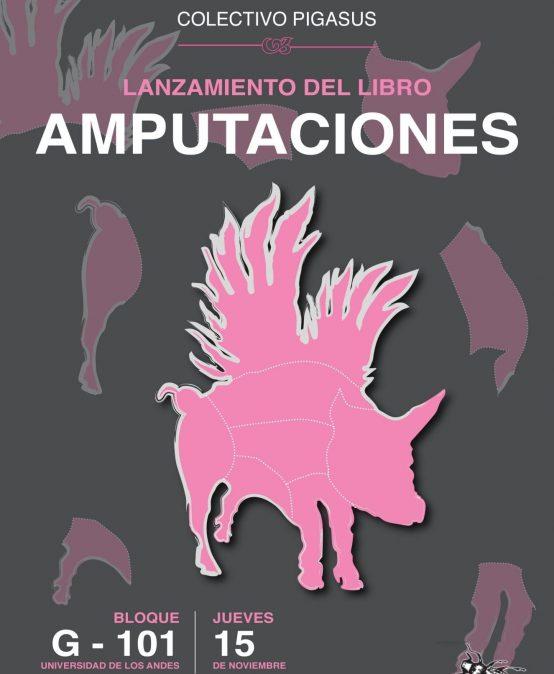 Lanzamiento del libro Amputaciones