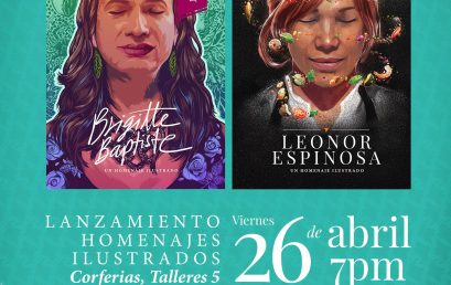 Lanzamiento Homenajes Ilustrados Brigitte Baptiste/Leo Espinosa