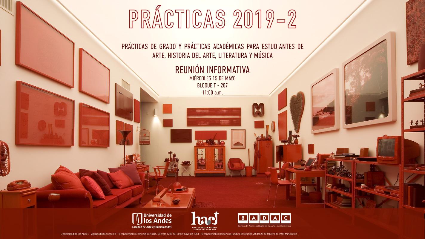 Afiche prácticas 2019-2 Facartes