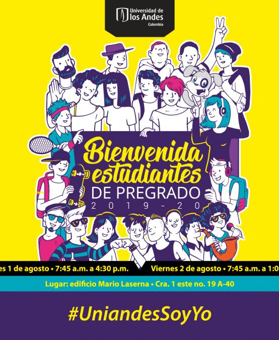 Bienvenida a Estudiantes 2019-20