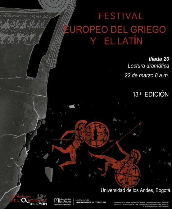 13ª edición del Festival europeo del griego y el latín
