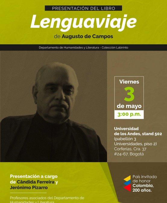 Presentación del libro: Lenguaviaje