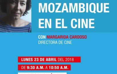 Charla: Mozambique en el cine