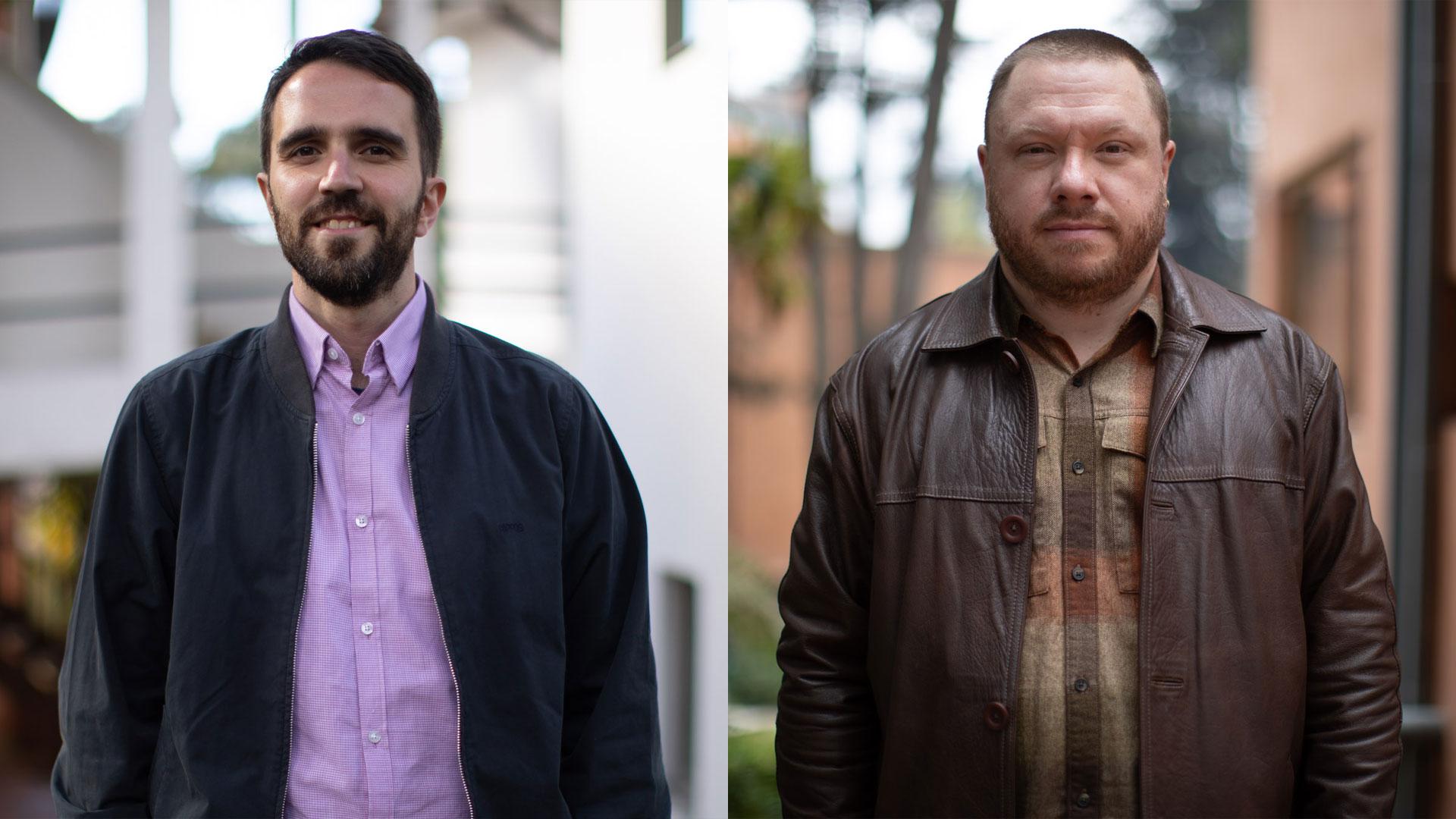 Nuevos profesores del Departamento de Humanidades y Literatura
