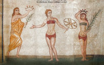 Tattoos, Underwear, Drugs and Cosmetics in Ancient Rome