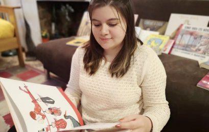 Seis ojos: el proyecto de nuestra egresada Lina Rojas para leer en conjunto