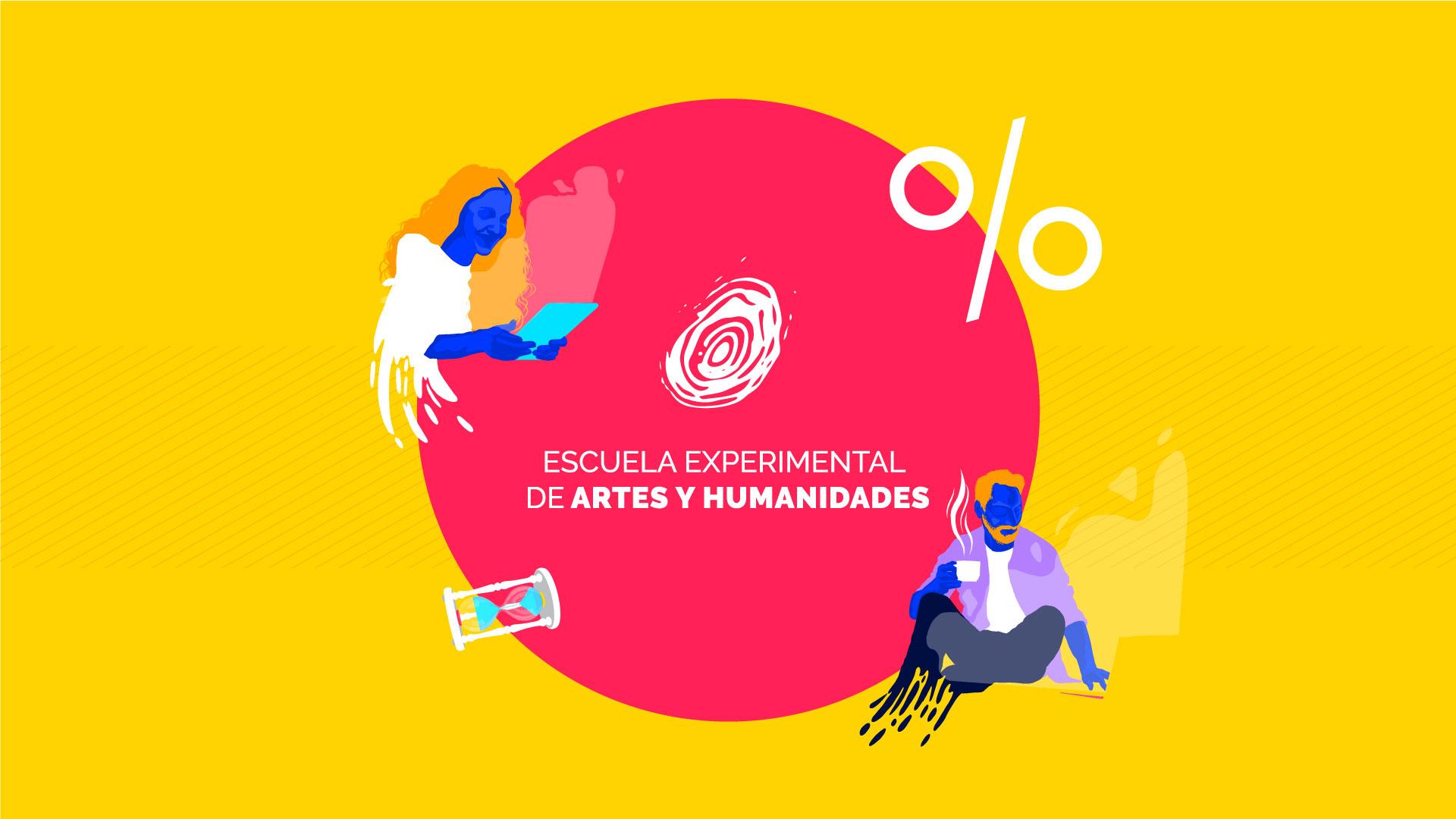 Descuentos en los cursos cortos y programas de la Escuela experimental de Artes y Humanidades