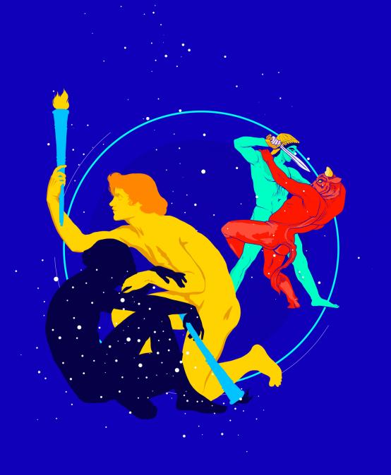 Los mitos que nos habitan: dioses, diosas, héroes y heroínas