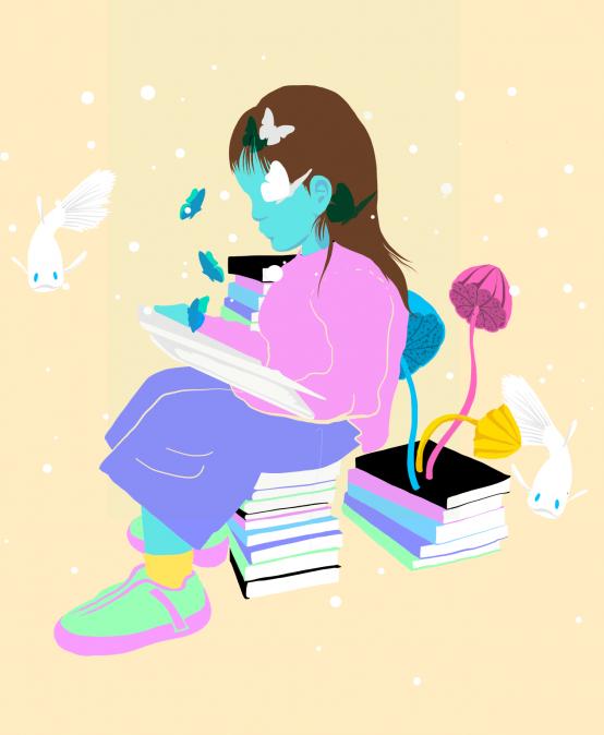 Cómo enseñar hábitos lectores: el gusto por la lectura en los niños