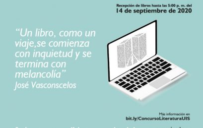 XV Concurso Nacional Libro de Cuento – UIS