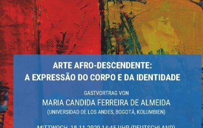 Arte afro-descendente: a expressão do corpo e da identidade