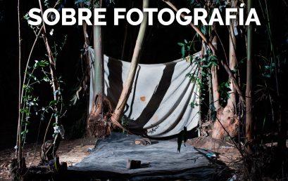 Charla con Valter Vinagre sobre fotografía