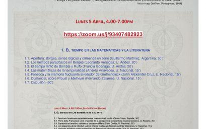 El tiempo en las matemáticas y la literatura | Tertulias Matemáticas