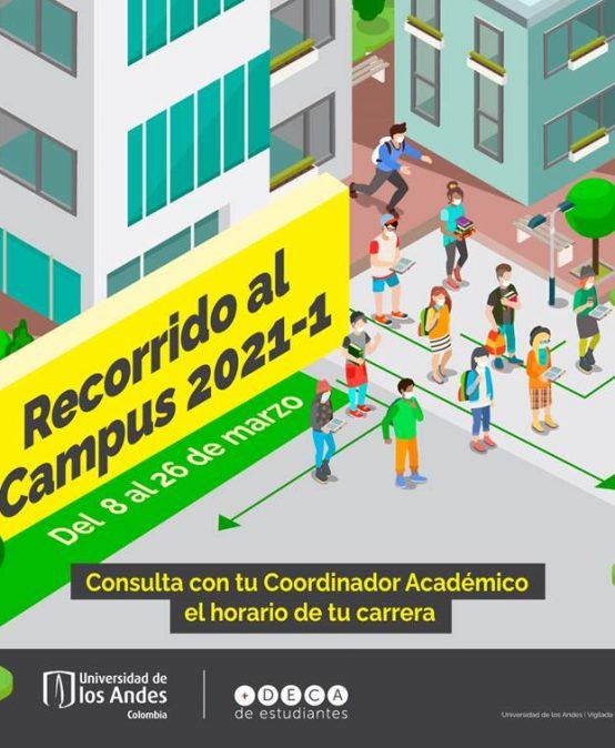 Recorrido presencial al campus 2021-10 – Literatura