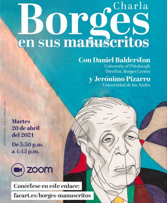 Charla: Borges en sus manuscritos
