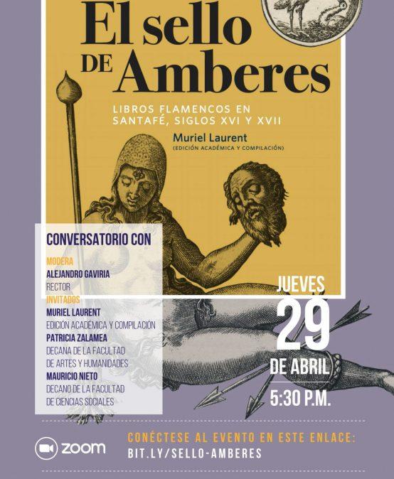 Presentación del libro: El sello de Amberes