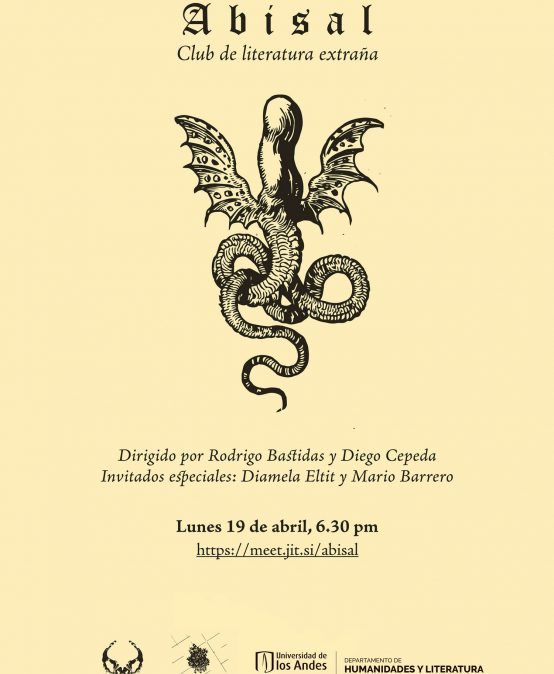 Abisal: Lumpérica de Diamela Eltit