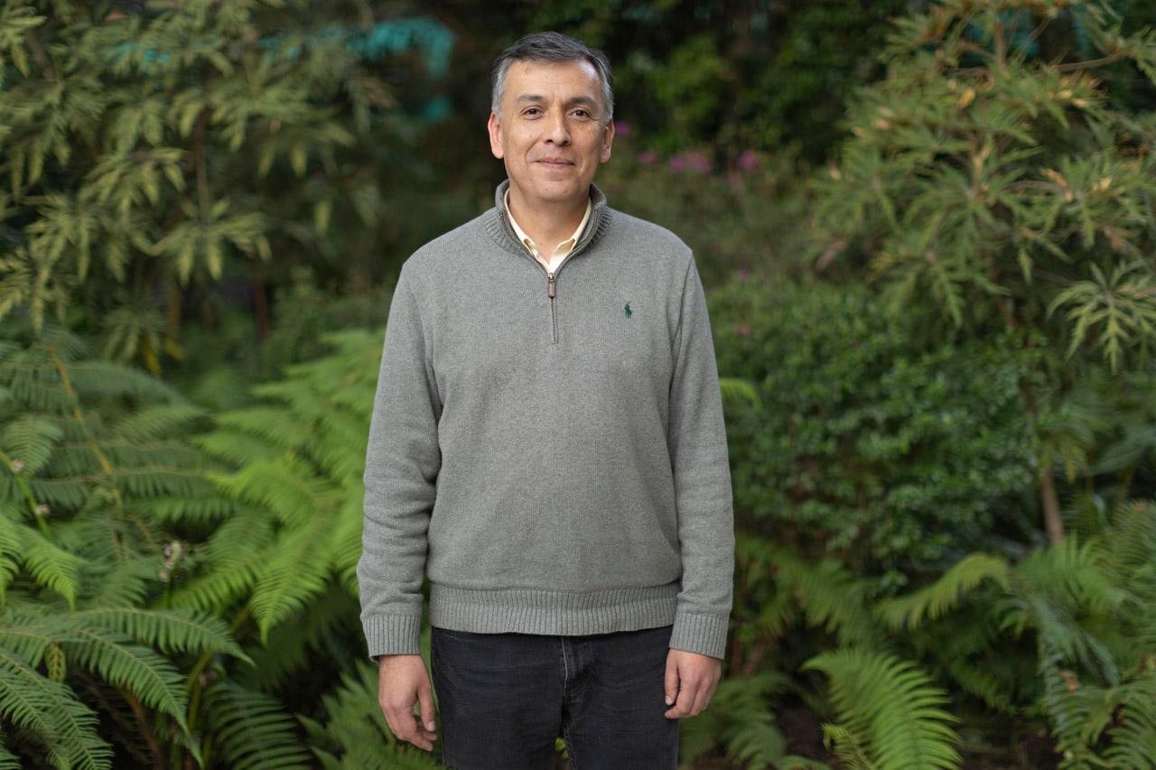 Nombramiento 2021-2. Mario Barrero Fajardo es el nuevo director del Departamento de Humanidades y Literatura