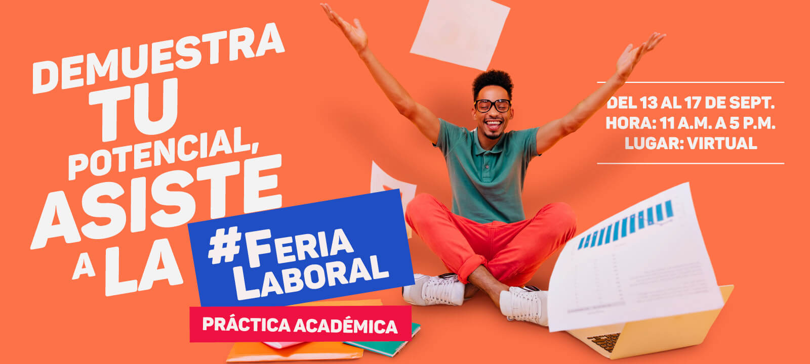 FeriaLaboral - Prácticas Académicas 2021